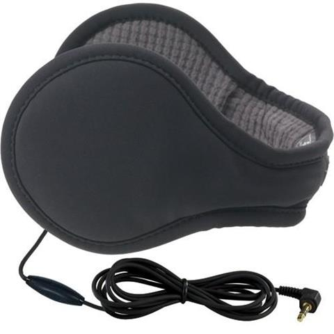 180s Urban Ear Warmer with Headphones