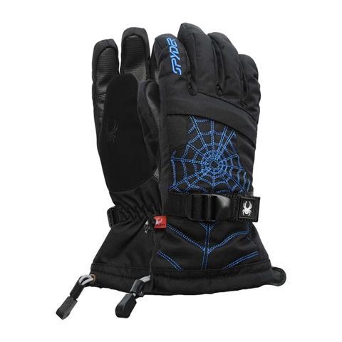 Spyder Over Web Glove Boys