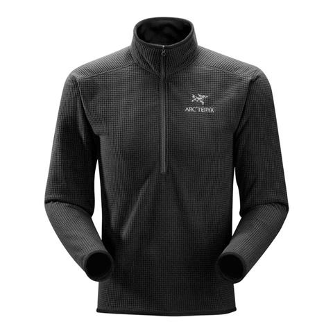 ArcTeryx Delta AR Zip Neck Mens