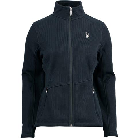 Spyder Full Zip Plush Midweight Core Sweater Womens