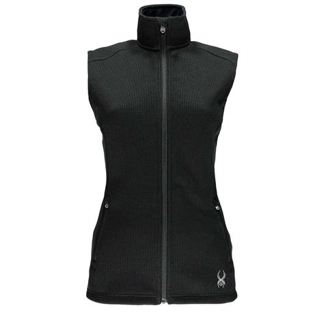 Spyder Melody Full Zip Core Sweater Vest Womens