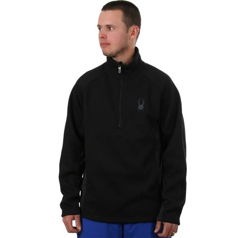 Spyder Outbound 1/2 Zip Mid Weight Core Sweater Mens