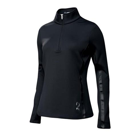 Spyder St. Moritz Therma Stretch T Neck Womens