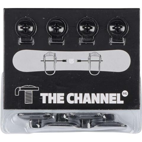 Burton M6 Channel Replacement Hardware