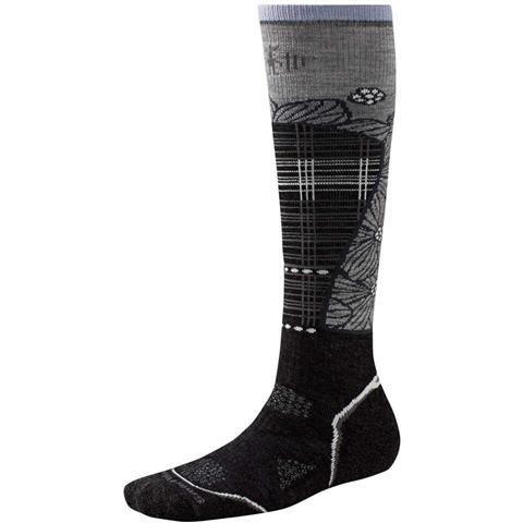 Smartwool PHD Ski Medium Pattern Socks Womens