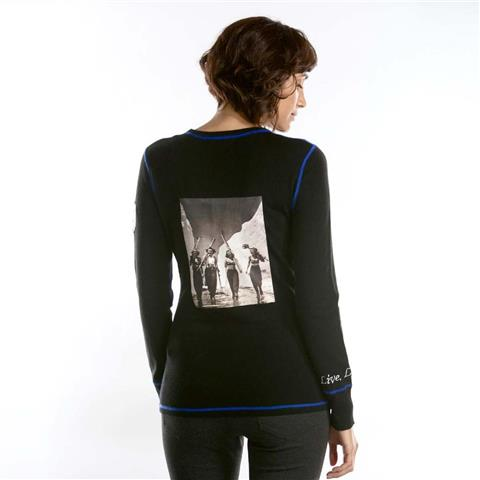 Meister Postcard Sweater Womens