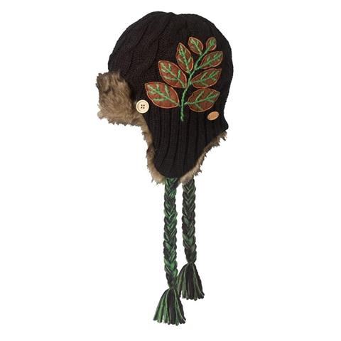 FU R Head in the Trees Beanie Womens