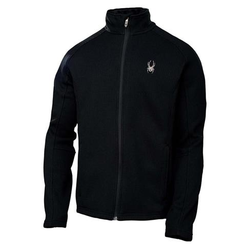 Spyder Constant Full Zip Mid Weight Core Sweater Mens