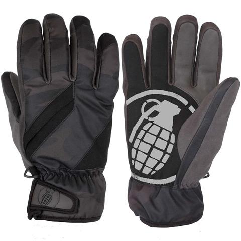 Grenade Fragment Gloves Mens