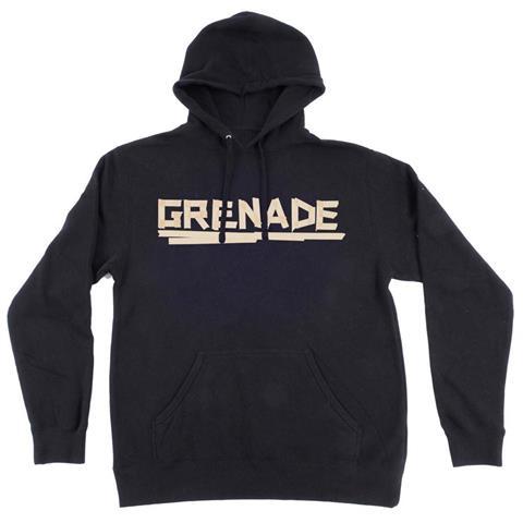 Grenade Taped Pullover Hoodie Mens