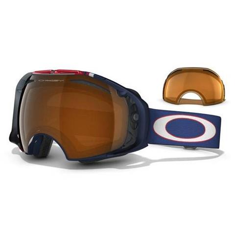 Oakley Terje Haakonsen Signature Series Airbrake Snow Goggles Nordic Blue Frame