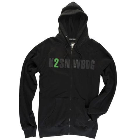K2 Burroughs Full Zip Hoodie Mens