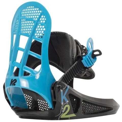 K2 Mini Turbo Snowboard Bindings Boys