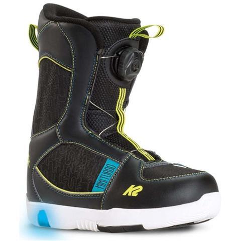 K2 Mini Turbo Snowboard Boots Boys