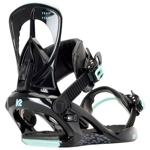 K2 Yeah Yeah Snowboard Bindings Womens