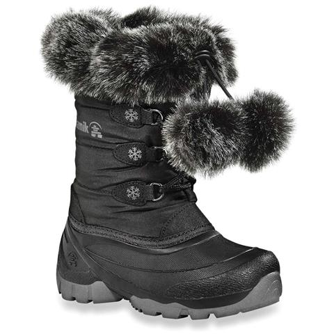 Kamik Ice Queen Snow Boots Preschool