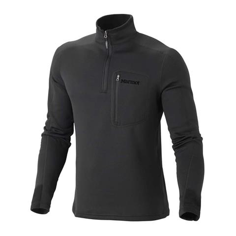Marmot Power Stretch Half Zip Top Mens