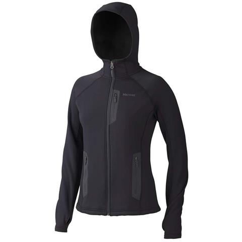 Marmot Stretch Fleece Hoody Womens