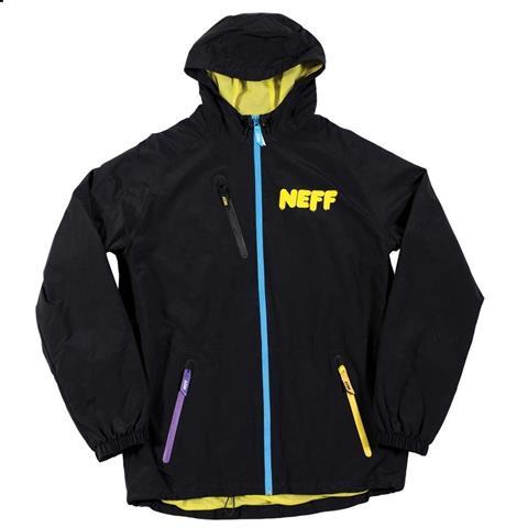 Neff Sno Poncho Jacket Mens