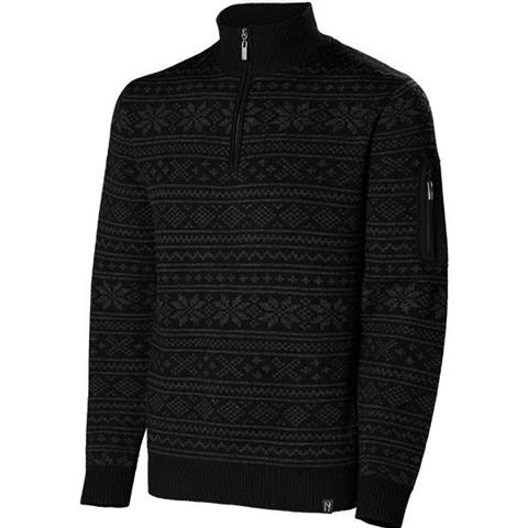 Neve Carson Zip Neck Sweater