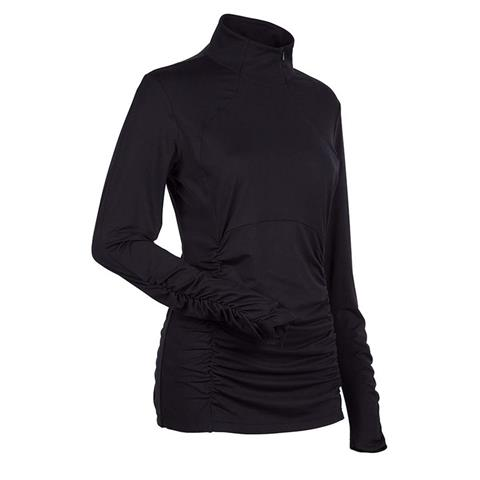 Nils Becca 1/2 Zip T-Neck - Women's