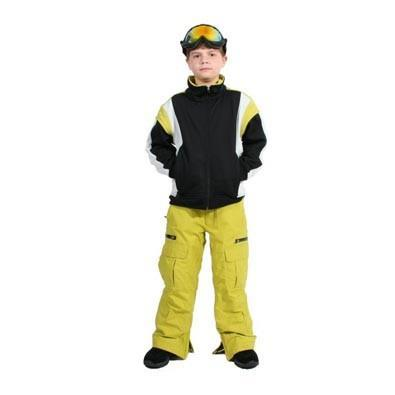 Obermeyer Rail Fleece Jacket Boys
