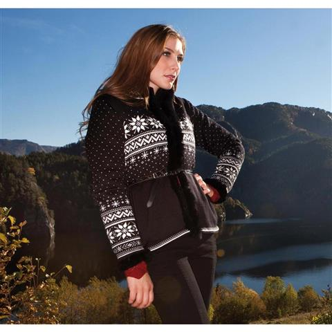 Dale Of Norway Dronningen Sweater Womens