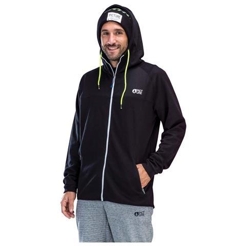 Picture Organic Clothing Shelton Fleece Hoodie Mens