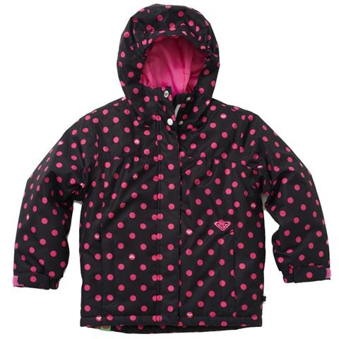 Roxy Mini Jet Jacket Preschool Girls