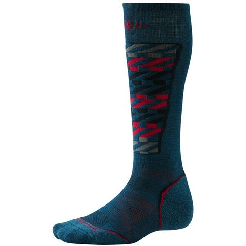 Smartwool PHD Ski Light Pattern Socks Mens