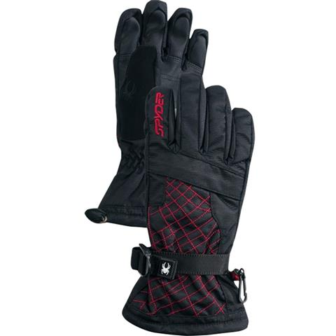 Spyder Over Web Ski Glove Boys