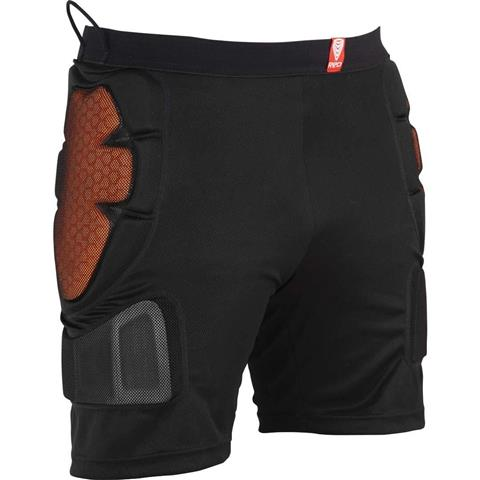 RED Total Impact Shorts Mens