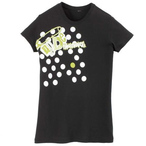 Ride Safety Poke T Shirt Womens