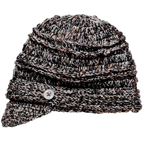Screamer Danica Billed Beanie Womens