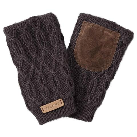 Screamer Positano Cable Gloves Womens