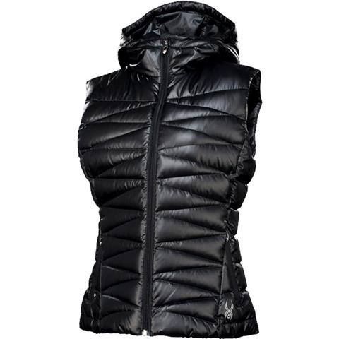 Spyder Timeless Hoody Down Vest - Women's