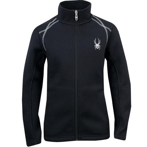 Spyder Virtue Full Zip Core Sweater Girls