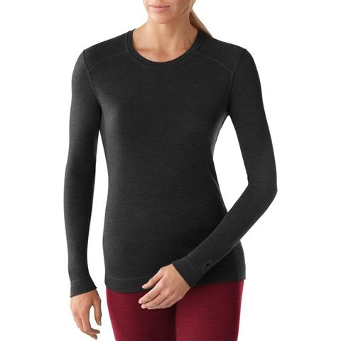 Smartwool Midweight Crew Top Womens