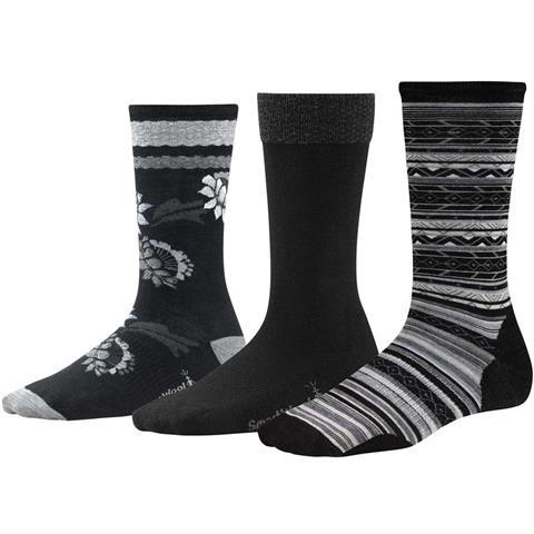 Smartwool Ultra Comfy Trio Sock Gift Set Womens