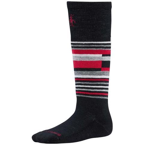 Smartwool Wintersport Stripe Socks Youth