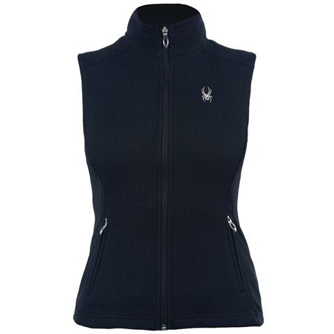 Spyder Melody Full Zip Mid Weight Core Vest Womens