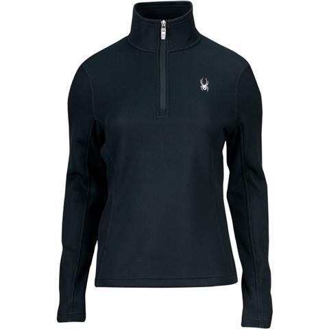 Spyder Valor Half Zip Mid Weight Core Sweater Womens