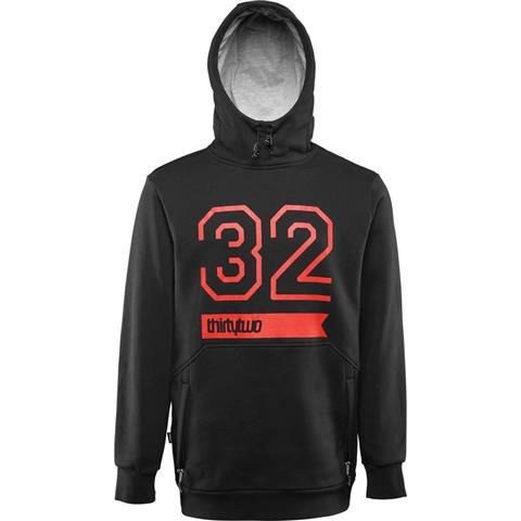ThirtyTwo 32 Stamp Pullover Fleece Mens