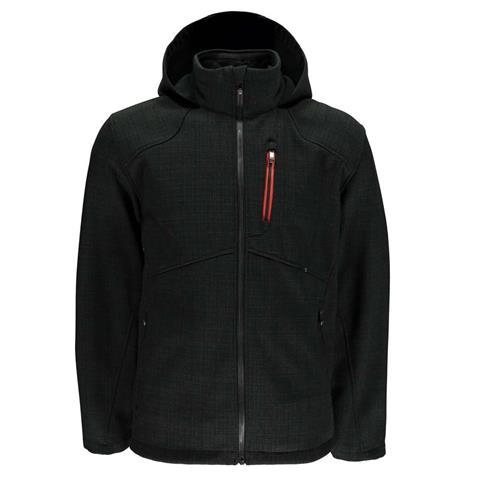 Spyder Patsch Novelty Soft Shell Jacket Mens