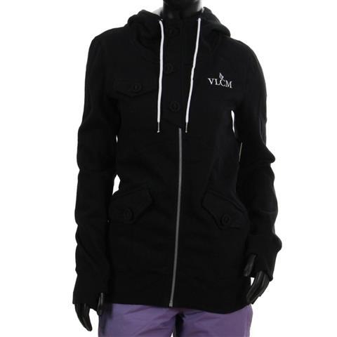 Volcom Taro Long Fleece Full Zip Womens