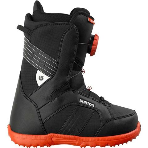 Burton Zipline Snowboard Boots Youth