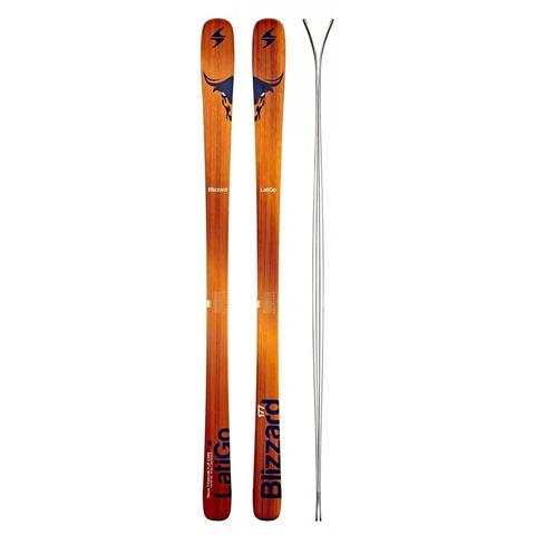 Blizzard Latigo Skis Mens
