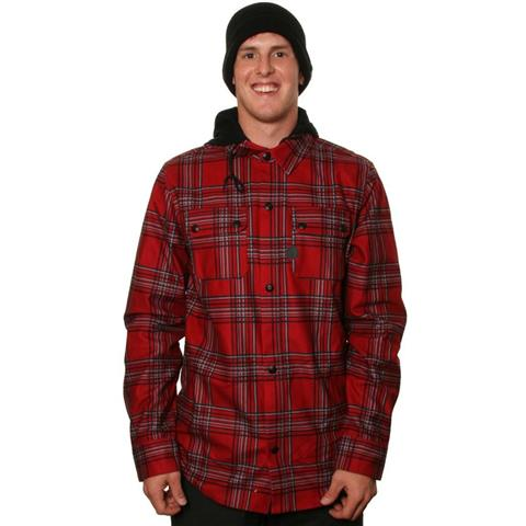 Volcom Chainsaw Flannel Mens