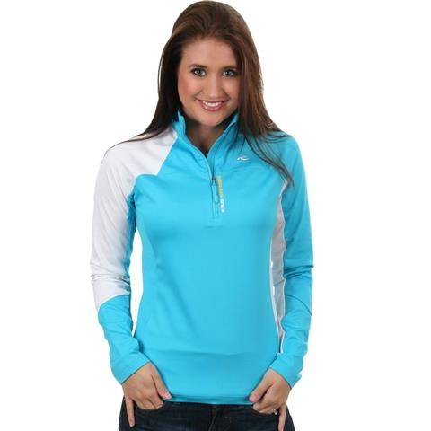 Kjus Royale Half Zip Womens