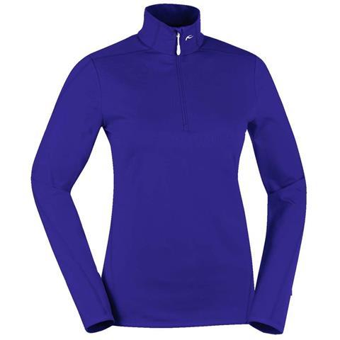 Kjus Element Half Zip Shirt Womens